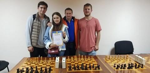 Студенти Медичного інституту змагались у грі в шахи та шашки